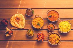 CURRYOCITY Curry Naan Brot