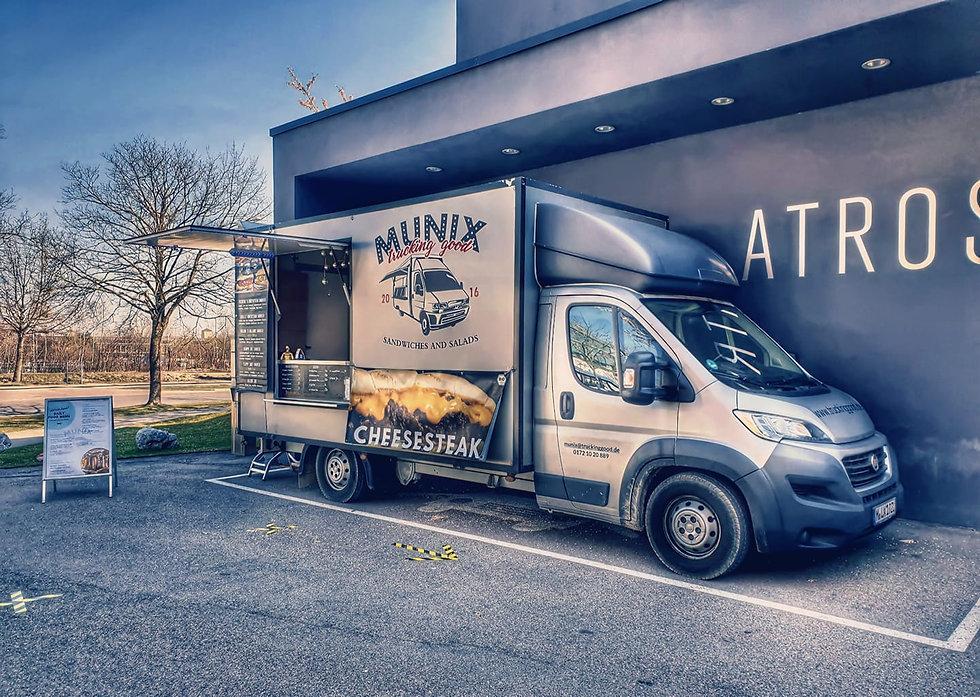 Food Trucks United , Munix Trucking Good