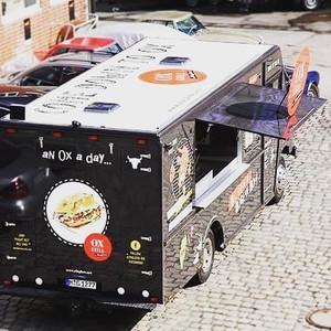 Ringlers OX Grill Truck