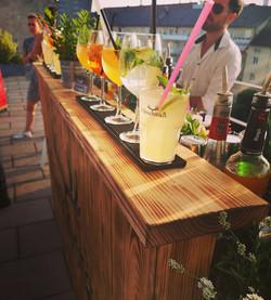 Mobile Cocktail Bar