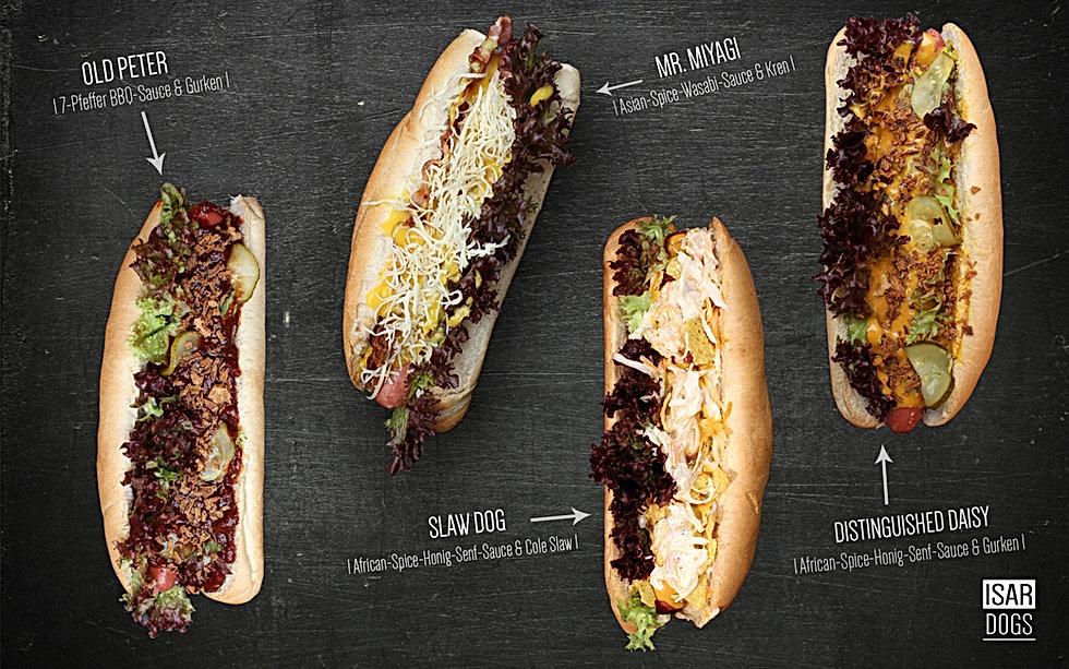 ISARDOGS Gourmet Hot Dogs_all in.jpg