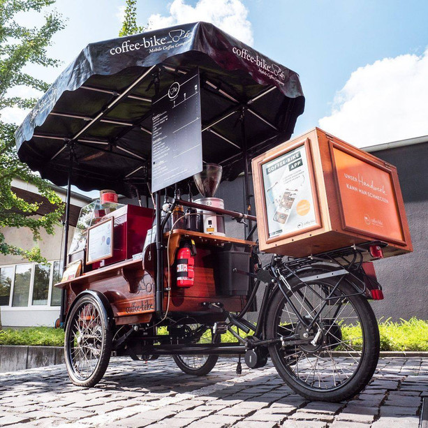 Coffee Bike Eichendorf