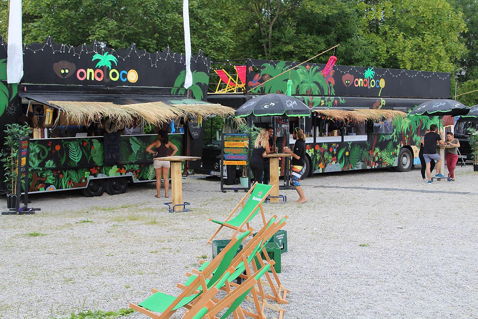 Food Trucks United , Mono Loco