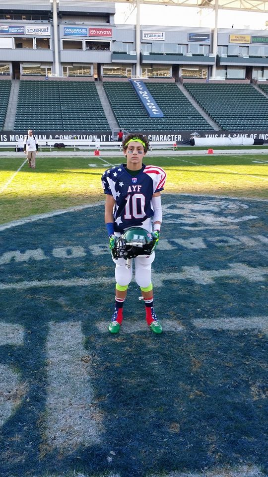AYF 8th Grade All American game