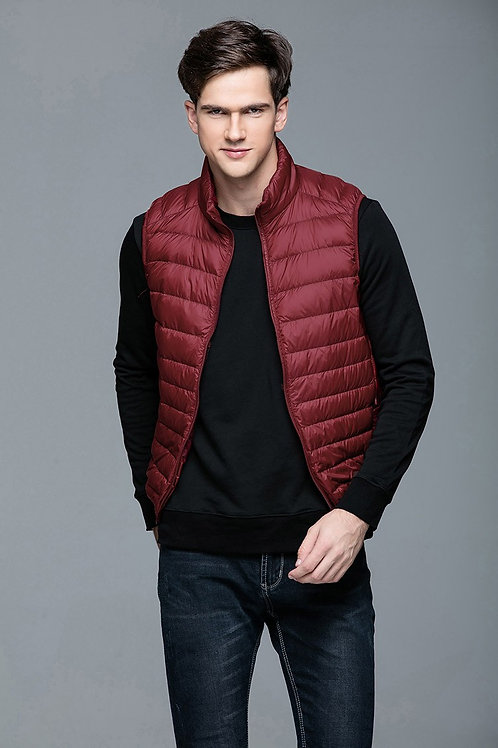 Men Carbon Fiber-Temp Jacket