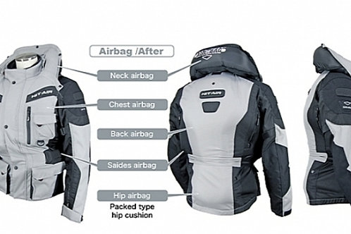 Mortorcycle Sport Inflated Jacket