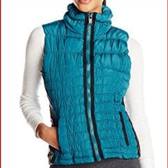 Woman Wrapped Sport Vest