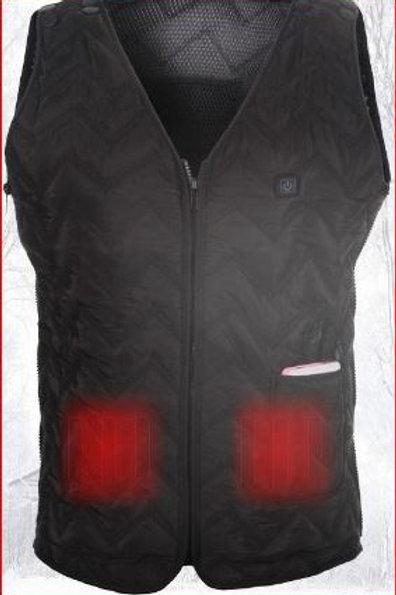 Men Heated Vest- Chaleco Hombre Fibra de Carbono