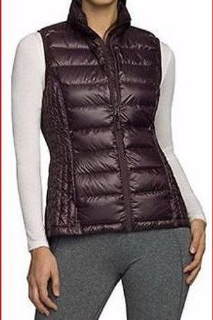 Heat Weatherproof Women's Packable Puffer Down Vest