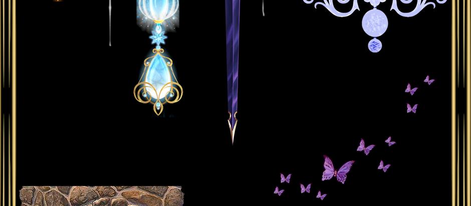 Light Blue Lantern