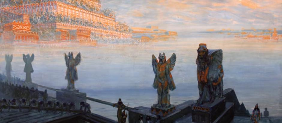 Parable of the Phantom City