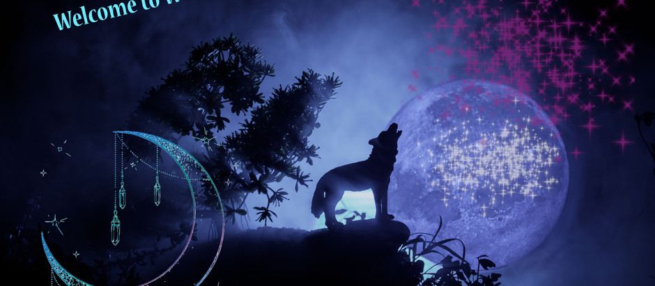 A Wolf Moon