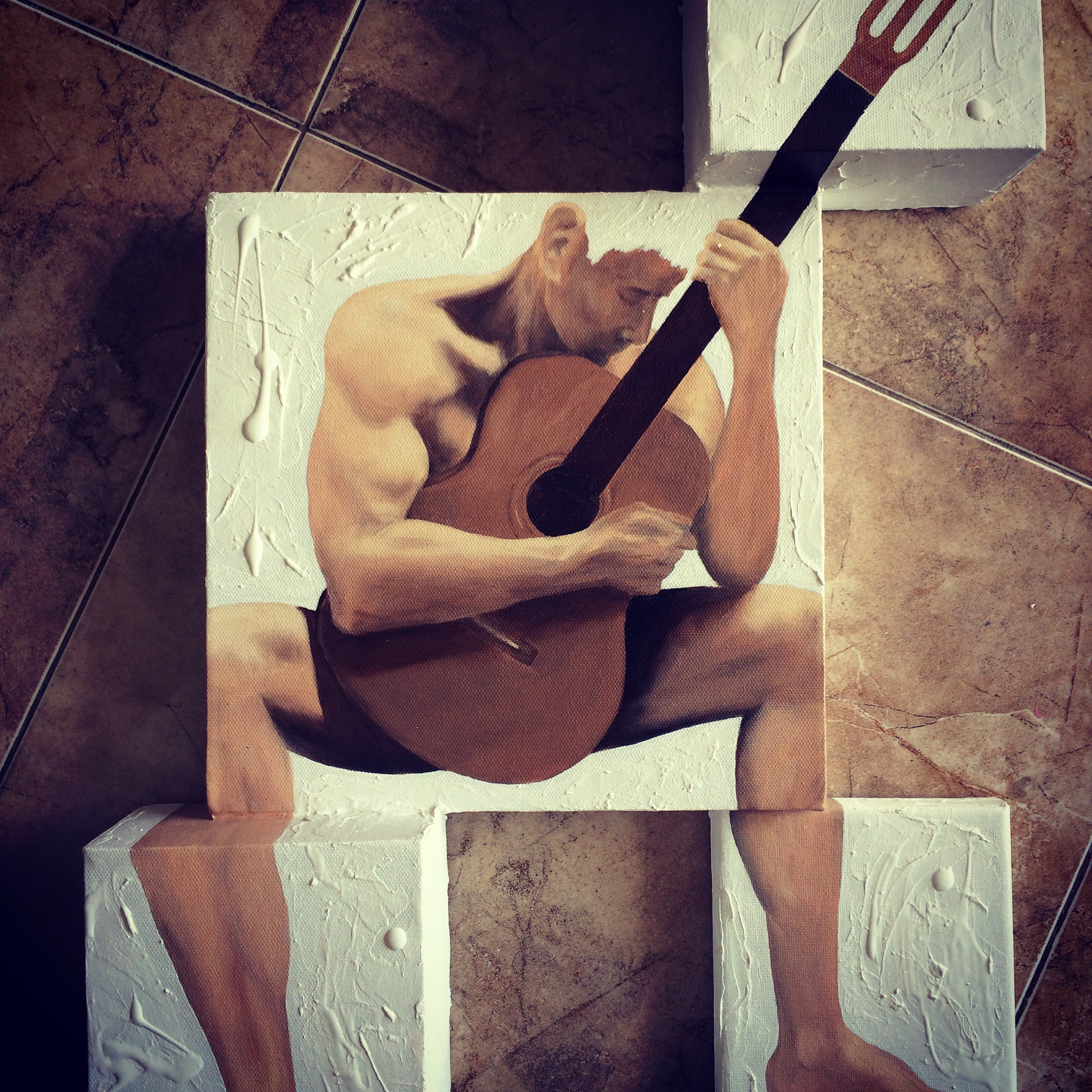 Man With Guitar (Self)