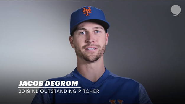 2019 NL Outstanding Pitcher | Jacob deGrom