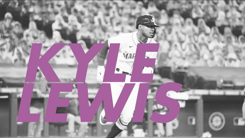 American League Outstanding Rookie | Kyle Lewis | 2020 Players Choice Awards