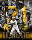 """""""I THINK HE WOULD BE PROUD OF SEEING HOW ATHLETES ARE REACTING.""""     A CONVERSATION WITH ROBERTO CLEMENTE JR. AND LUIS CLEMENTE ON ROBERTO CLEMENTE DAY"""