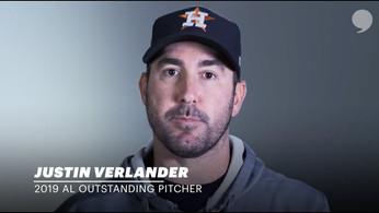 2019 AL Outstanding Pitcher | Justin Verlander