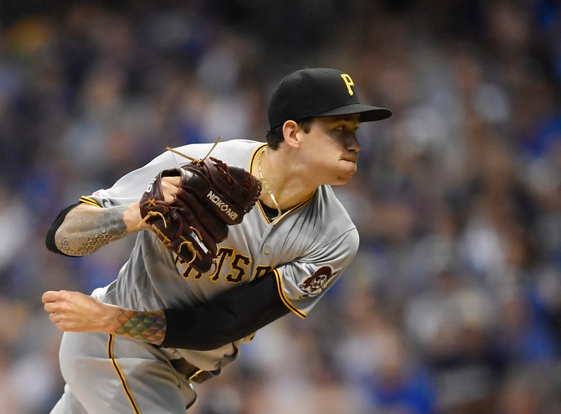 Bradenton to Broadway: Pirates' Brault charts his own course