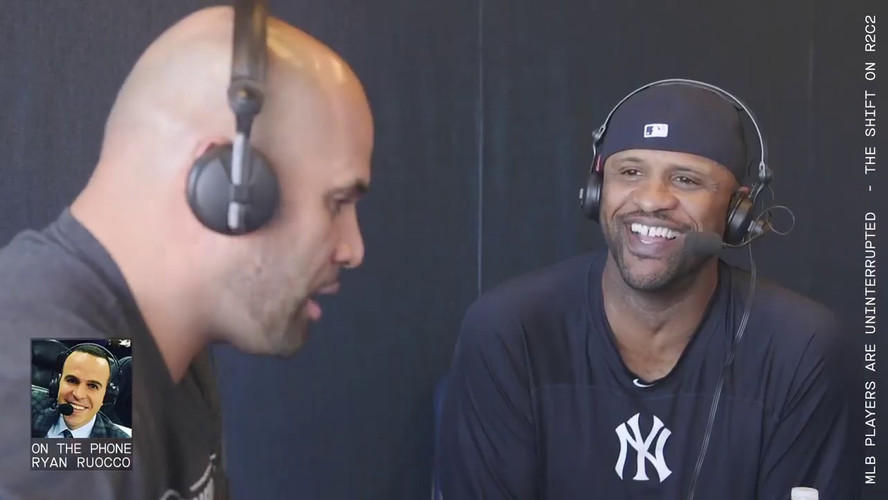 The Shift on R2C2 | Albert Pujols