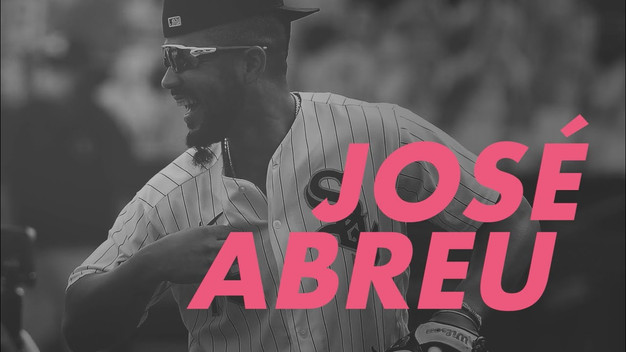 American League Outstanding Player | José Abreu | 2020 Players Choice Awards