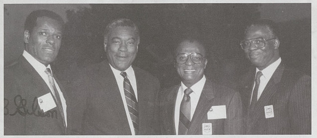NAACP Image Award Late 80s  Photo Courtesy of Judy Pace Flood