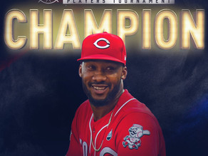 Amir Garrett wins first-ever MLB The Show 20: Players Tournament