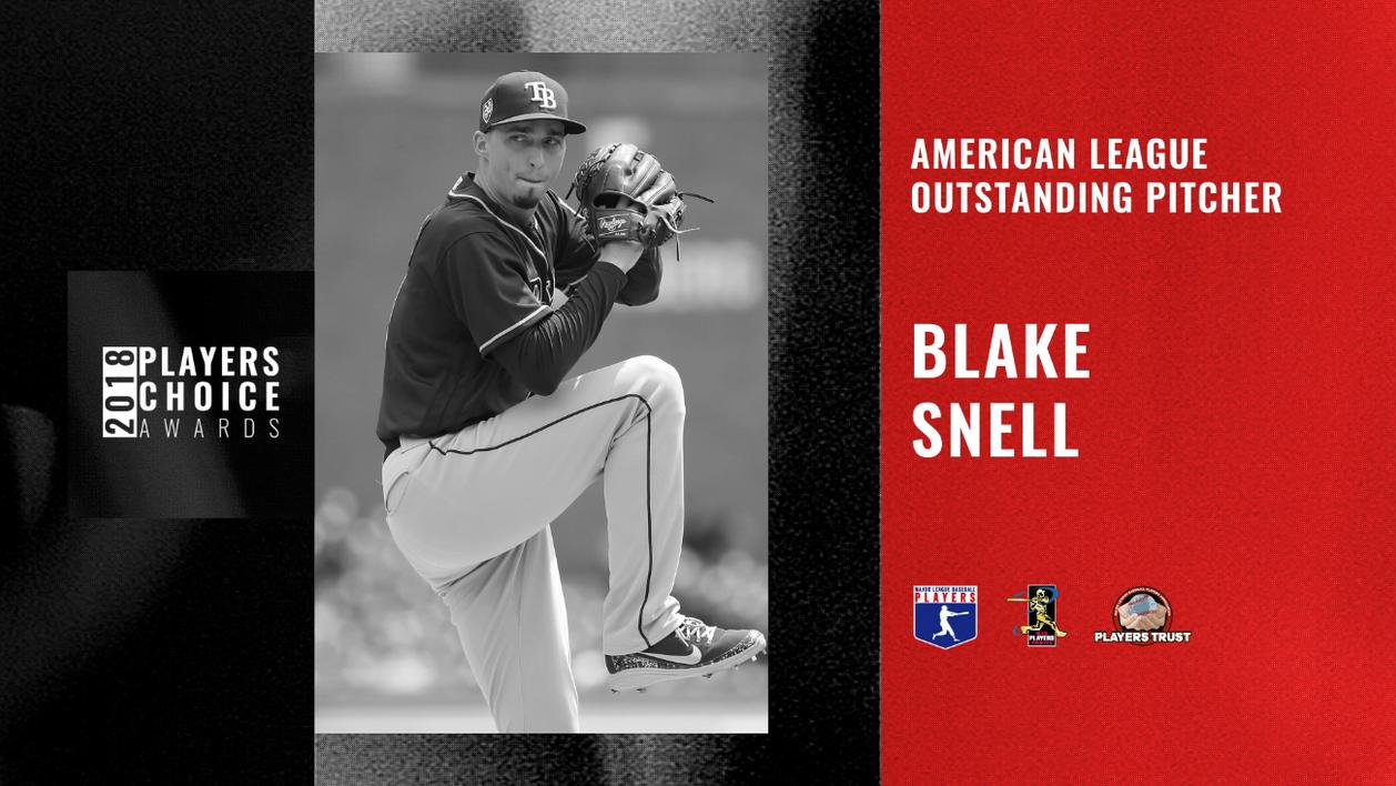2018 AL Outstanding Pitcher | Blake Snell