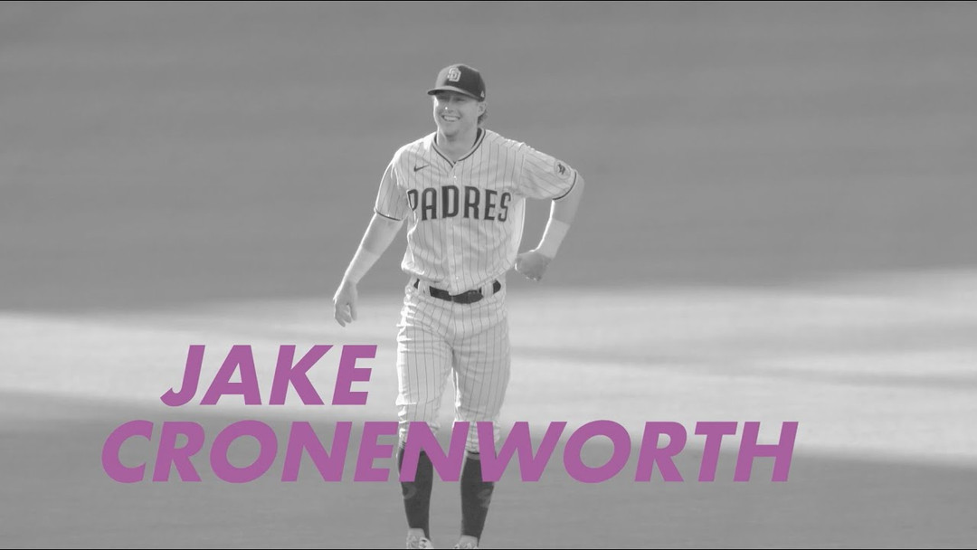 National League Outstanding Rookie   Jake Cronenworth   2020 Players Choice Awards