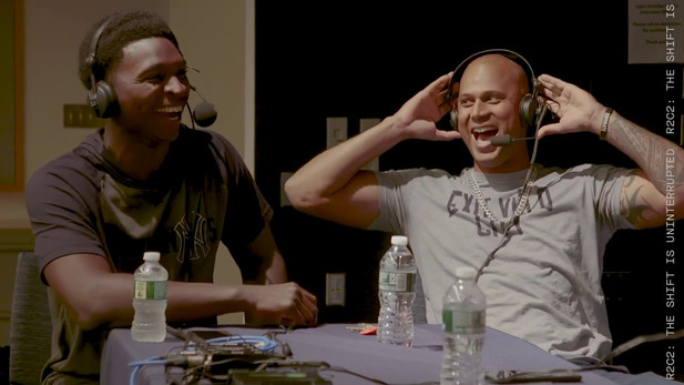 The Shift on R2C2 | Didi Gregorius and Aaron Hicks