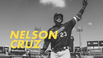 Marvin Miller Man of the Year | Nelson Cruz | 2020 Players Choice Awards