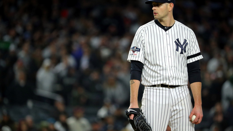 Player Profile | James Paxton