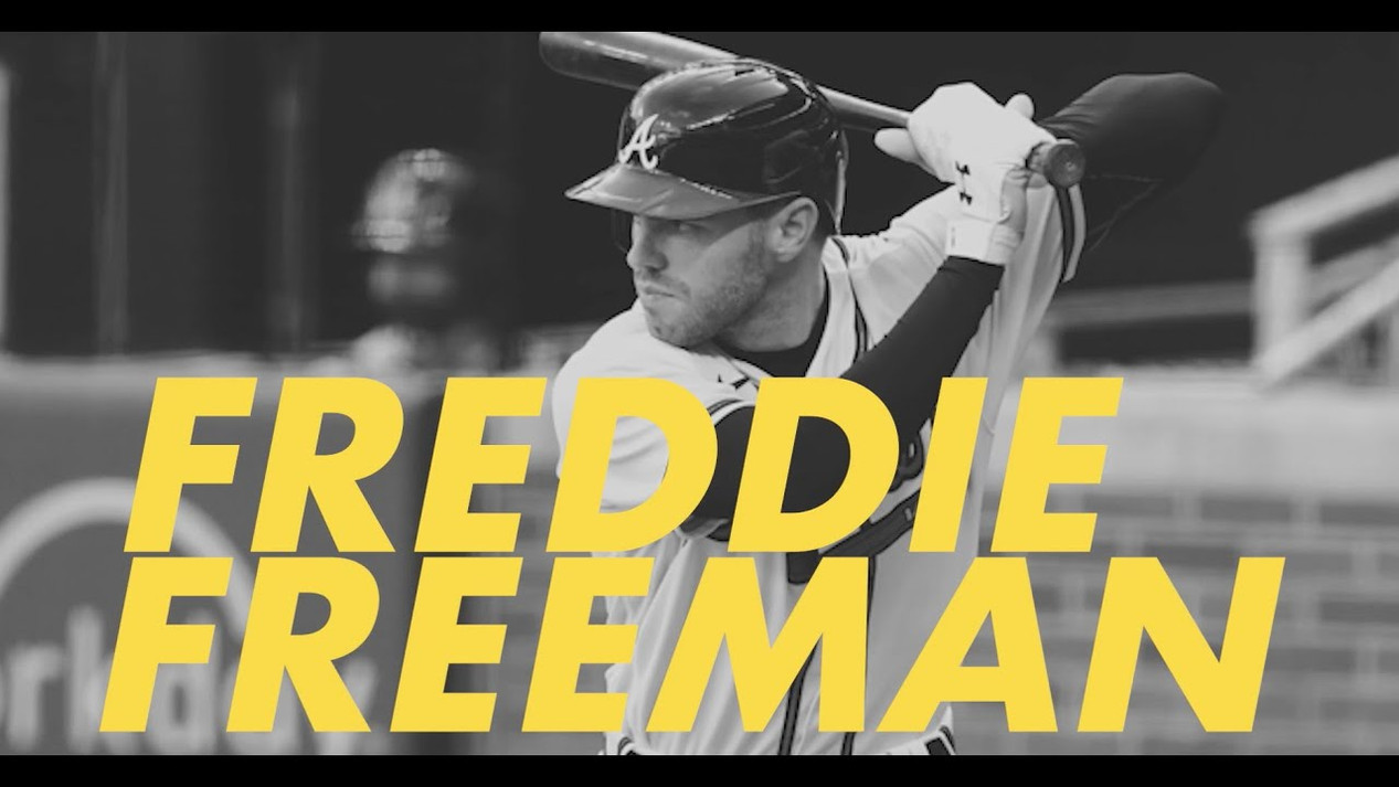 Player of the Year & NL Outstanding Player | Freddie Freeman | 2020 Players Choice Awards