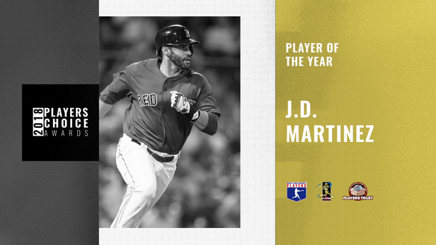 2018 Player of the Year | J.D. Martinez