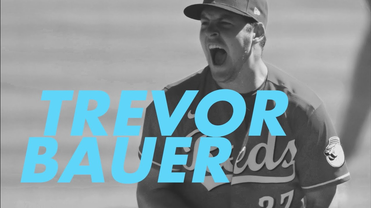 National League Outstanding Pitcher | Trevor Bauer | 2020 Players Choice Awards