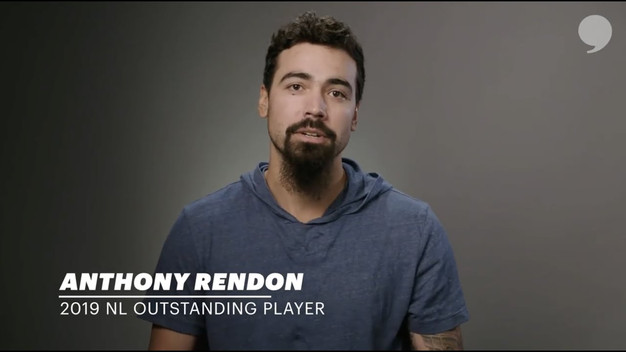 2019 NL Outstanding Player | Anthony Rendon
