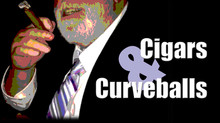 "Thom Loverro Launches New ""Cigars & Curveballs"" Podcast"