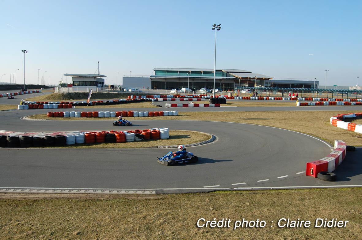 piste karting 93