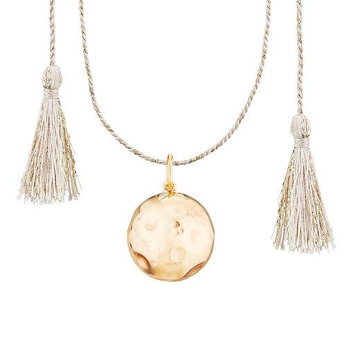 Llamador de Ángeles Moon - Oro