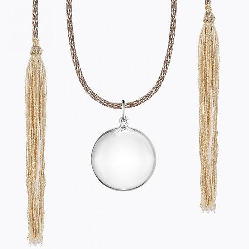 Acapulco maternity necklace silver - ILADO