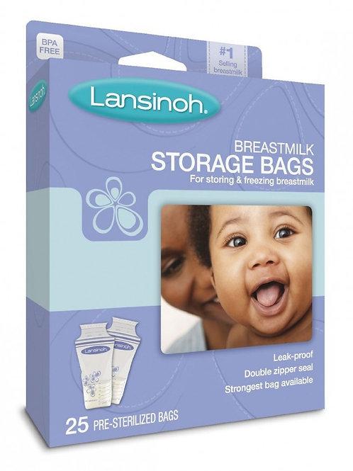 Bolsas para almacenar Leche materna - Lansinoh