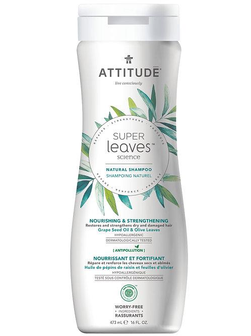 Shampoo Natural Attitude - Nutre y Fortalece 473ml
