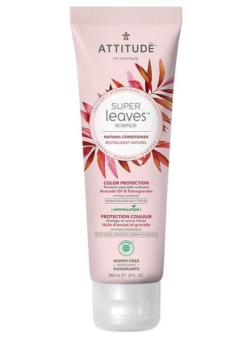 Acondicionador Natural Attitude - Protección Color