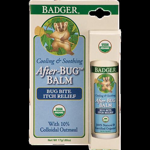 Bálsamo orgánico para picaduras Badger