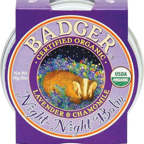 Bálsamo orgánico dulces sueños Badger