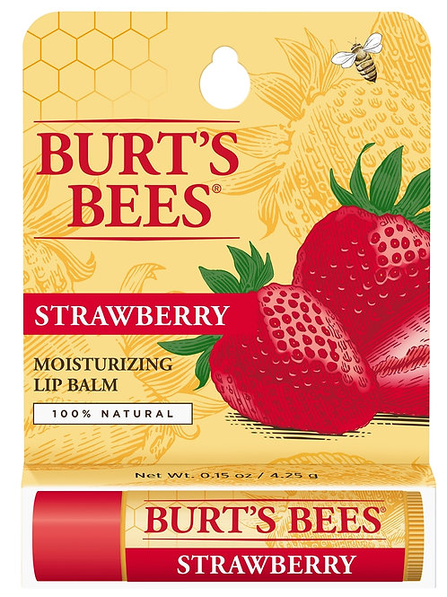 Lip Balm - Burt's Bees  - Fresa