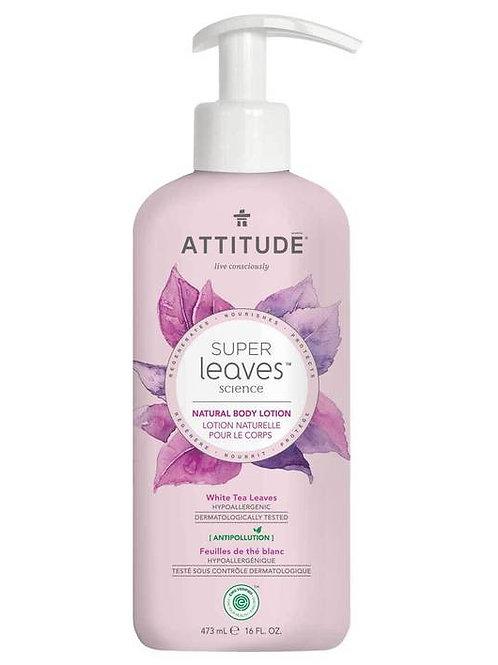 Crema Corporal Natural Attitude - Hidratación Intensa 473 ml