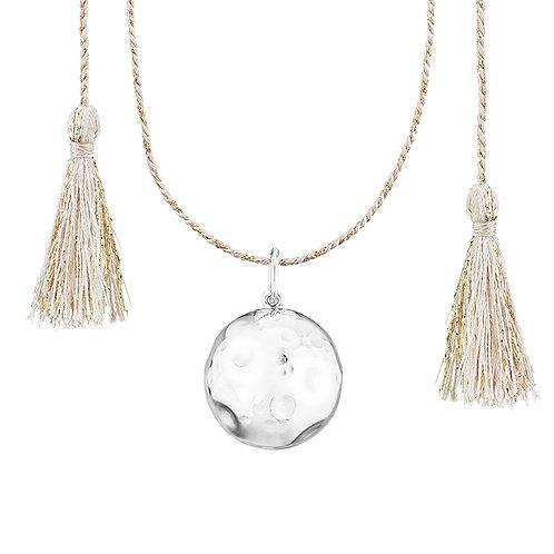 Llamador de Ángeles Moon Silver