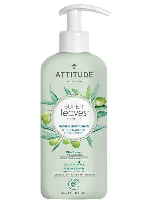 Crema Corporal Natural Attitude - Nutrición Intensa 473 ml