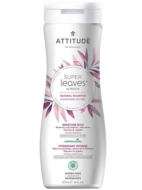 Shampoo Natural Attitude - Hidratación Intensa 473ml