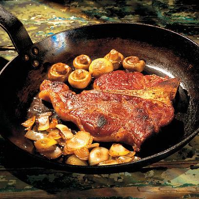 Steak Skillet